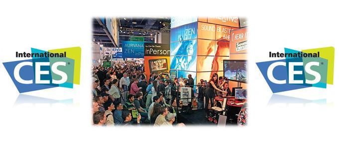 Tout pour internet la grande tendance high tech e - Salon des nouvelles technologies las vegas ...