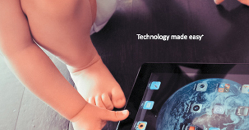 """""""Technology made easy"""": Econocom launches its very first advertising campaign in France"""