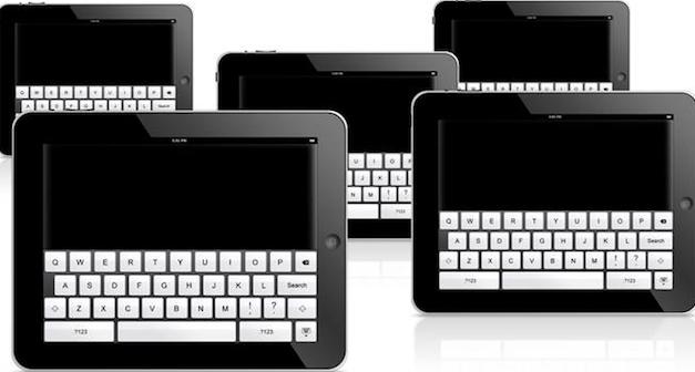 iPad e i tredici nani: l'enigma di Android assente dal web