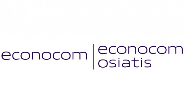 Econocom: a new visual identity and a new branding system