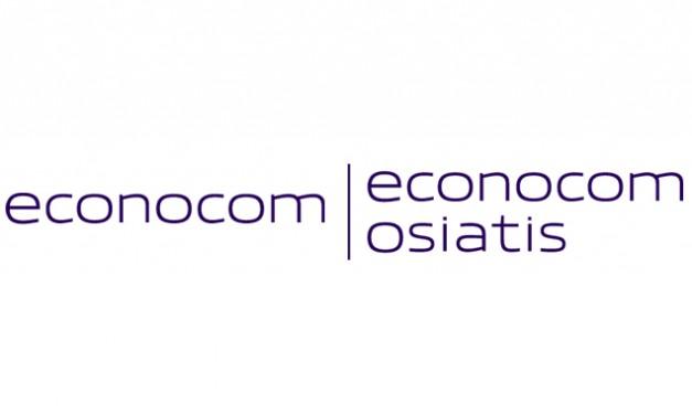 Econocom: een nieuwe visuele identiteit en een nieuwe merknaam
