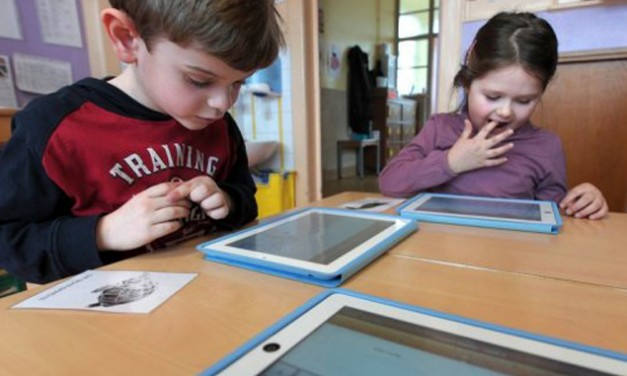 Touch tablets in the classroom: what are the advantages?