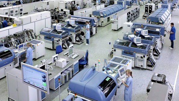 How Cloud Computing is benefiting manufacturing