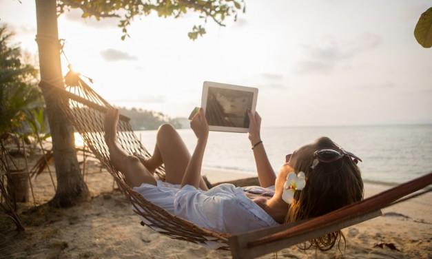 De eMedia bloggers wensen u een ontspannen zomervakantie toe! Wij zijn eind augustus terug met nieuwe blogs.