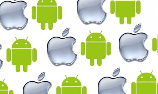 What's new with #Android and #iOS?