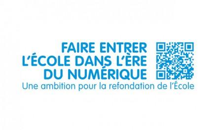Les nouveaux jalons du plan français pour l'#EcoleNumerique