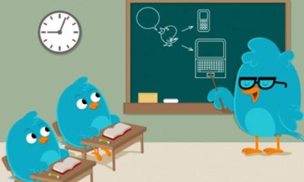 L'#EducationNumérique avec #Twitter : vraiment pertinent dès la maternelle ?
