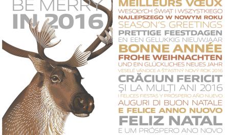 Namens de eMedia bloggers: Prettige feestdagen en een gelukkig nieuwjaar!