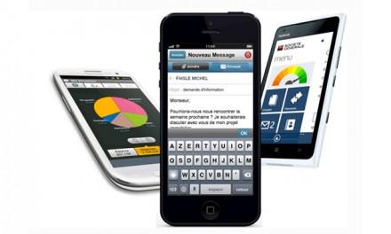 Les terminaux mobiles boostent le secteur bancaire
