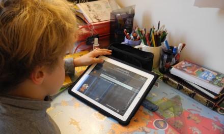 Le numérique face à l'échec scolaire