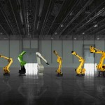Les cobots, ces robots industriels de plus en plus intelligents