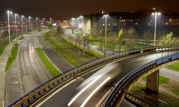 The City of Lights becomes the City of Smart Lights