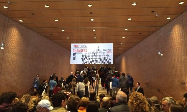 TEDxRoma 2016: musica per le nostre idee