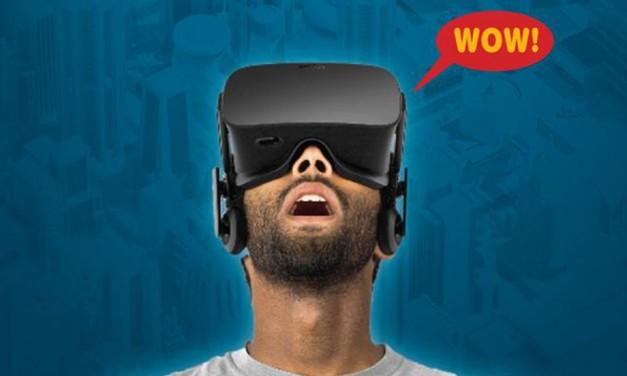2016 : année de la réalité virtuelle avec YouTube et Facebook