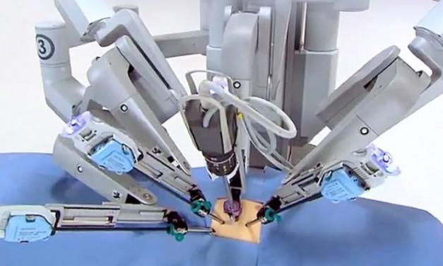 Maintenant, on peut confier – ou presque –  sa santé à un robot !