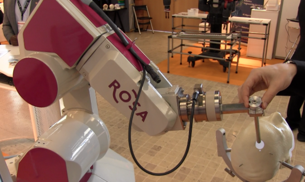 Medicina sempre più robotica