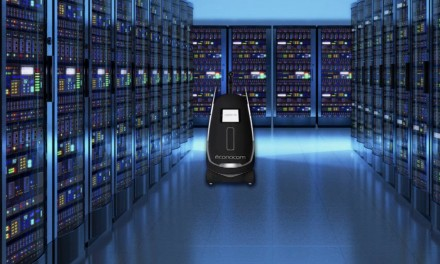 Captain DC; robot die datacenters beheert