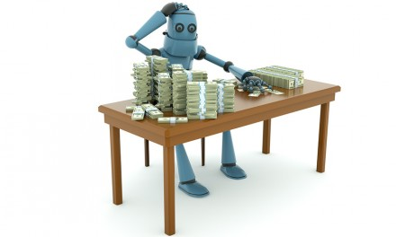 Would you trust a robot with your life savings?