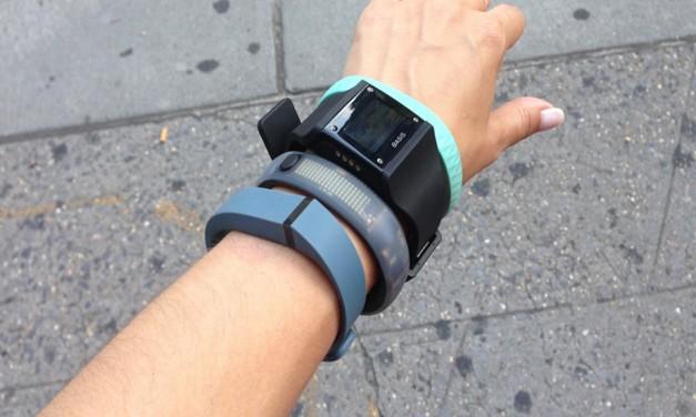Pagare la spesa con il bracciale fitness