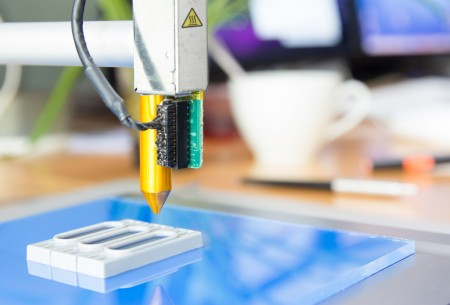 34699095ee9552 De wereld van 3D-printen opent voor vele sectoren nieuwe deuren. Dat is de  boodschap die centraal stond tijdens de laatste editie van de 3D-Print  Conference ...