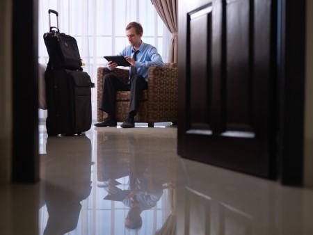 Nieuwe Wi-Fi hotspots in alle kamers, lobbies en gangen voor Accorhotels.