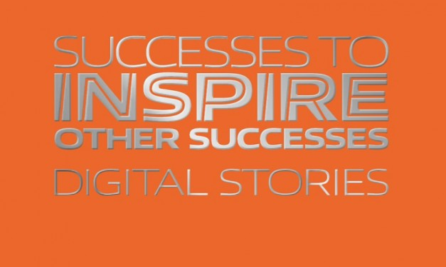Digital stories; inspiratie voor succes