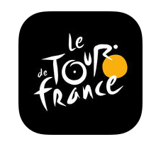 application Tour de France