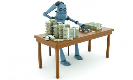 Affidare i propri risparmi a un robot
