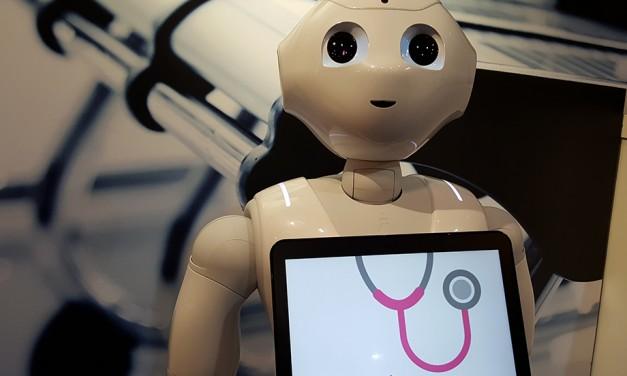 Vooruitgang in de zorg dankzij robotica