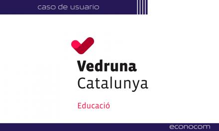 Las Escuelas Vedruna digitalizan las aulas y apuestan por la renovación tecnológica con Econocom