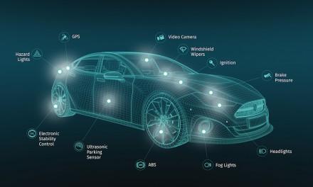 La voiture connectée fait son show au Mondial de l'Auto