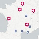 Tour de France du réseau #IoT et #Manufacturing FrenchTech