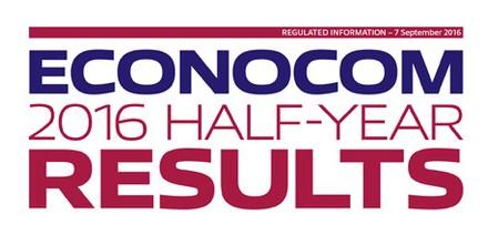 Halfjaarresultaten 2016: Econocom zet winstgevende groeidynamiek door