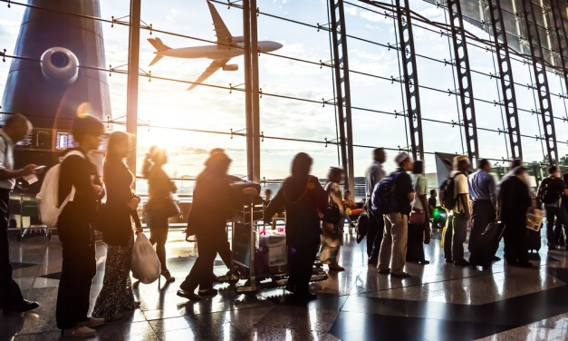 Luchthaven 3.0; zorgeloos op reis dankzij #IoT