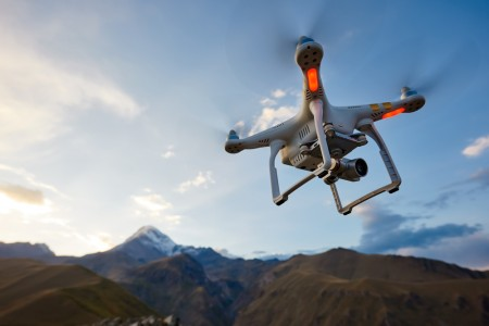 Drones hebben toekomst