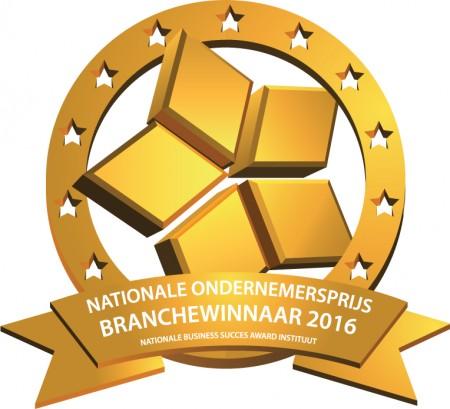 Econocom Nederland branchewinnaar Digitale Dienstverleners in Nationale Business Succes Award