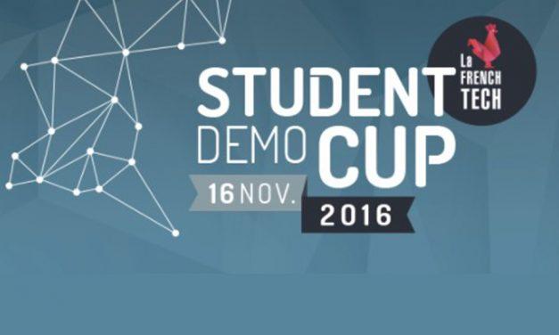 La Student Demo Cup 2016 récompense 4 projets innovants