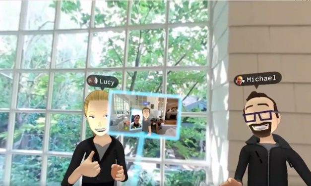 Virtual reality is expanding workspaces