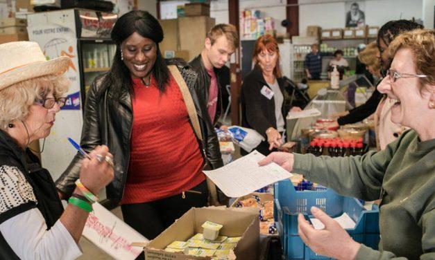 Noël : les défis logistiques pour les banques alimentaires et des associations