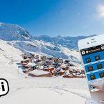 Ski connecté, les stations innovent pour les vacanciers