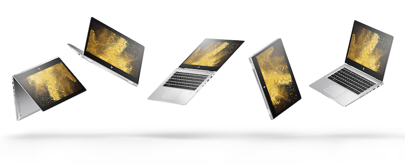 HP EliteBook x360_All Modes