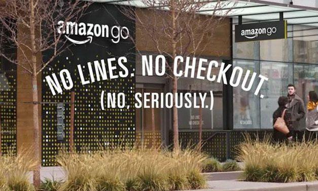 Quelles technologies derrière le concept store Amazon GO ?