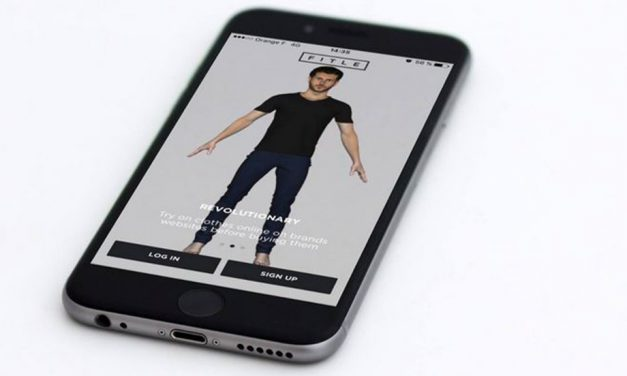 #Retail: virtual dressing rooms on your smartphone