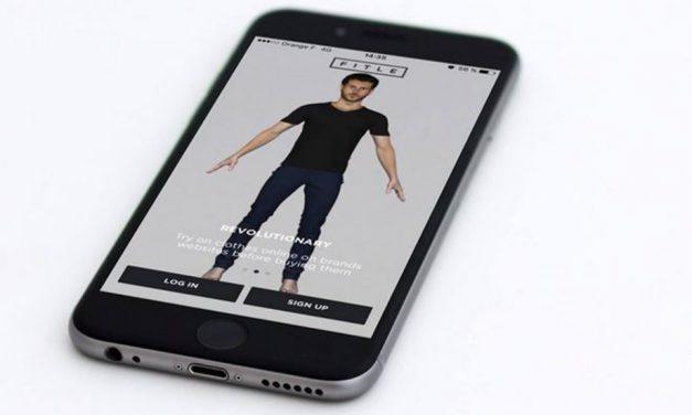 Il camerino virtuale dentro lo smartphone