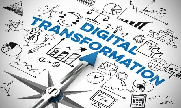 Wie is klaar voor de digitale transformatie?