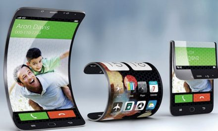 Flexible smartphones are just around the corner!