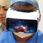 Virtual reality for the training of healthcare professionals