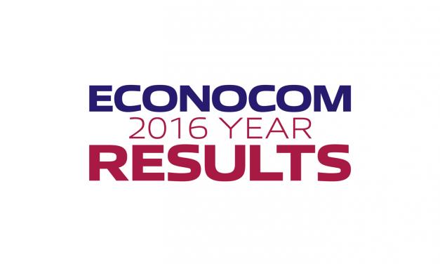 Resultaten voor 2016 : Dynamiek van sterke winstgevende groei zet door