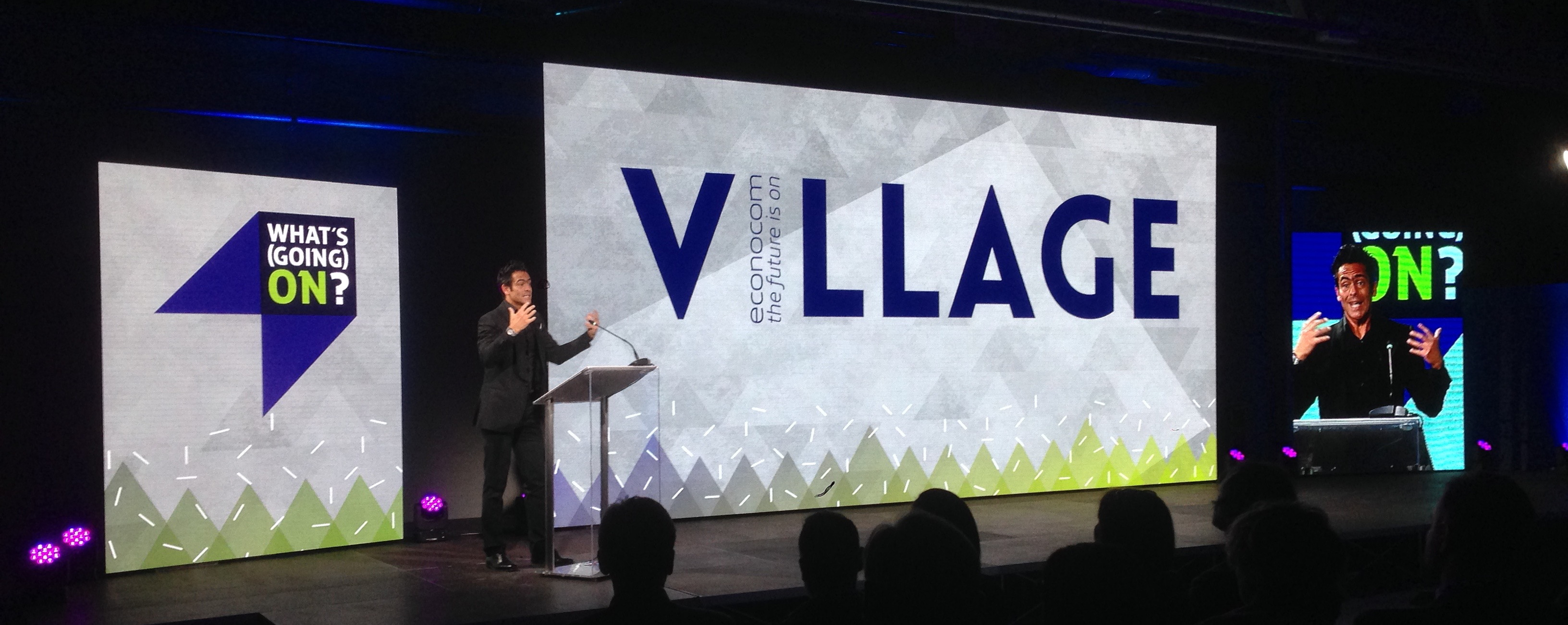 The Future Is ON Village