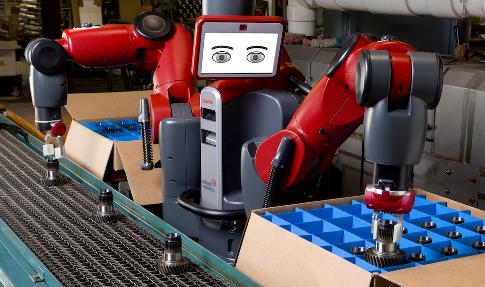 "Résultat de recherche d'images pour ""pictures of robots working in factories"""